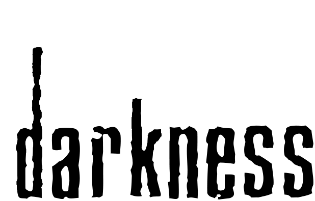 The Books of Future Darkness