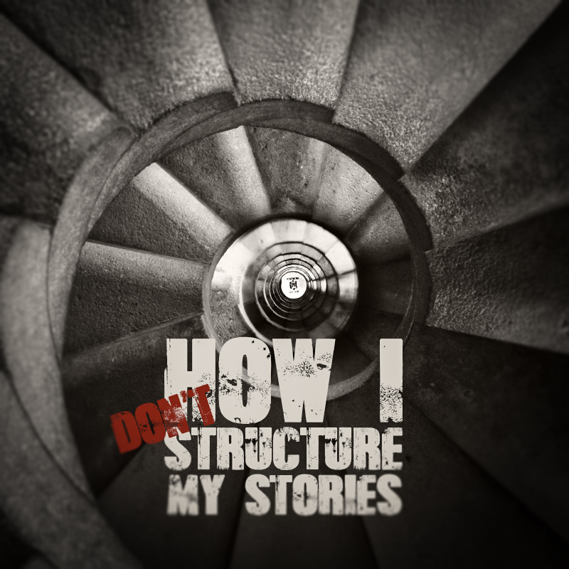 How I (don't) structure my stories – The Books of Future